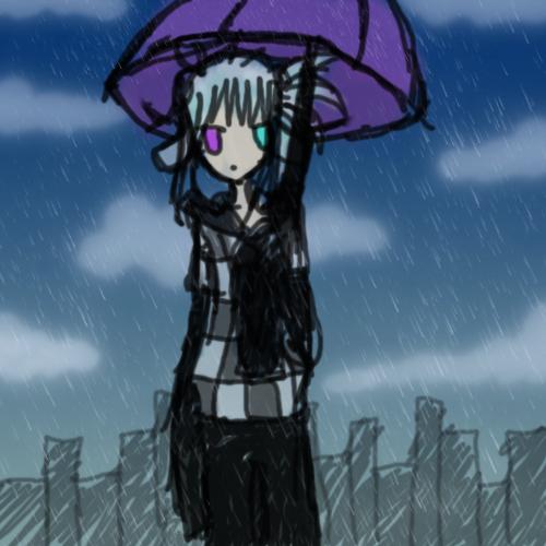 rainy day by MikuGlorishaVC01