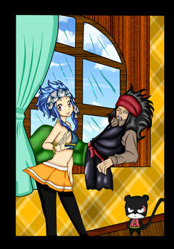Levy and gajeel - perfect imbalance