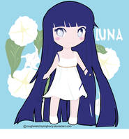 Luna Chibi (Colored)