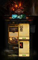 Diablo III Guild Layout by id820