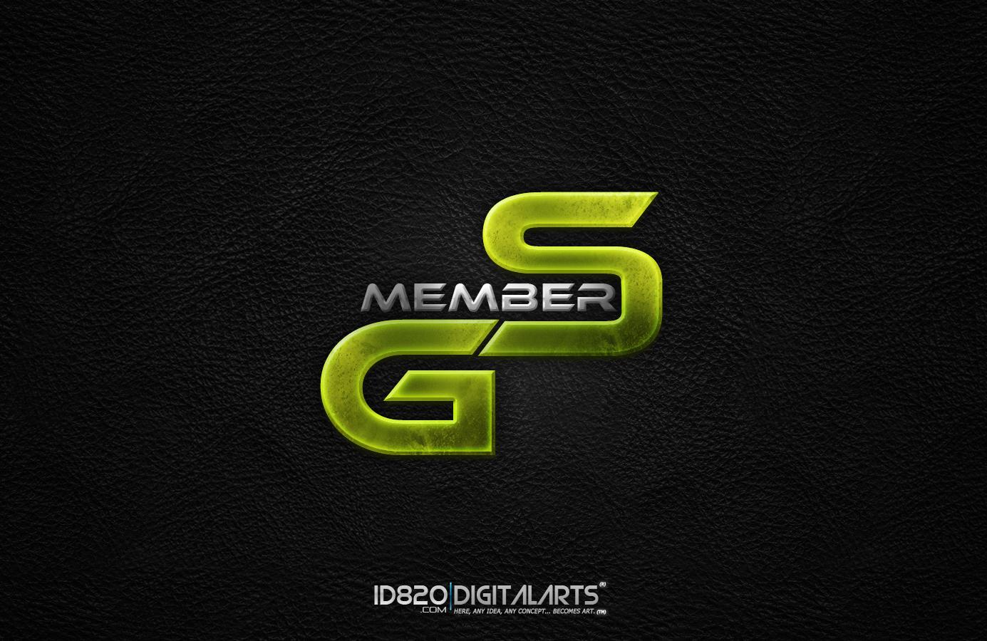 Gs Member Logo By Id820 On Deviantart