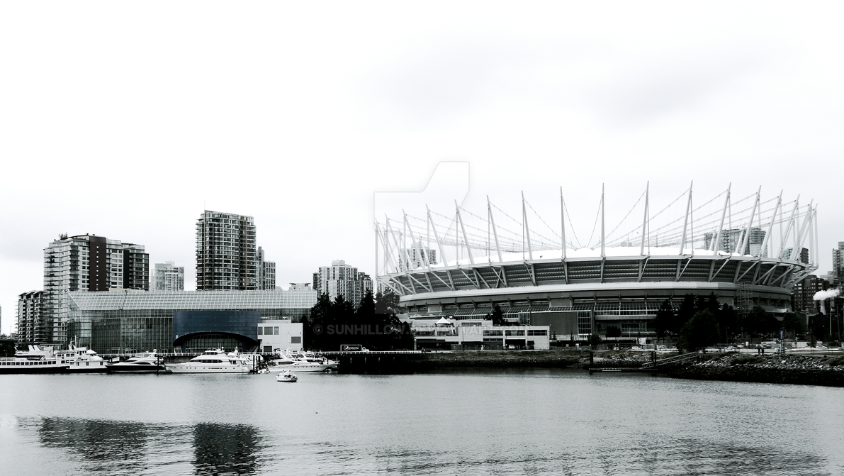 Vancouver by Sunhillow