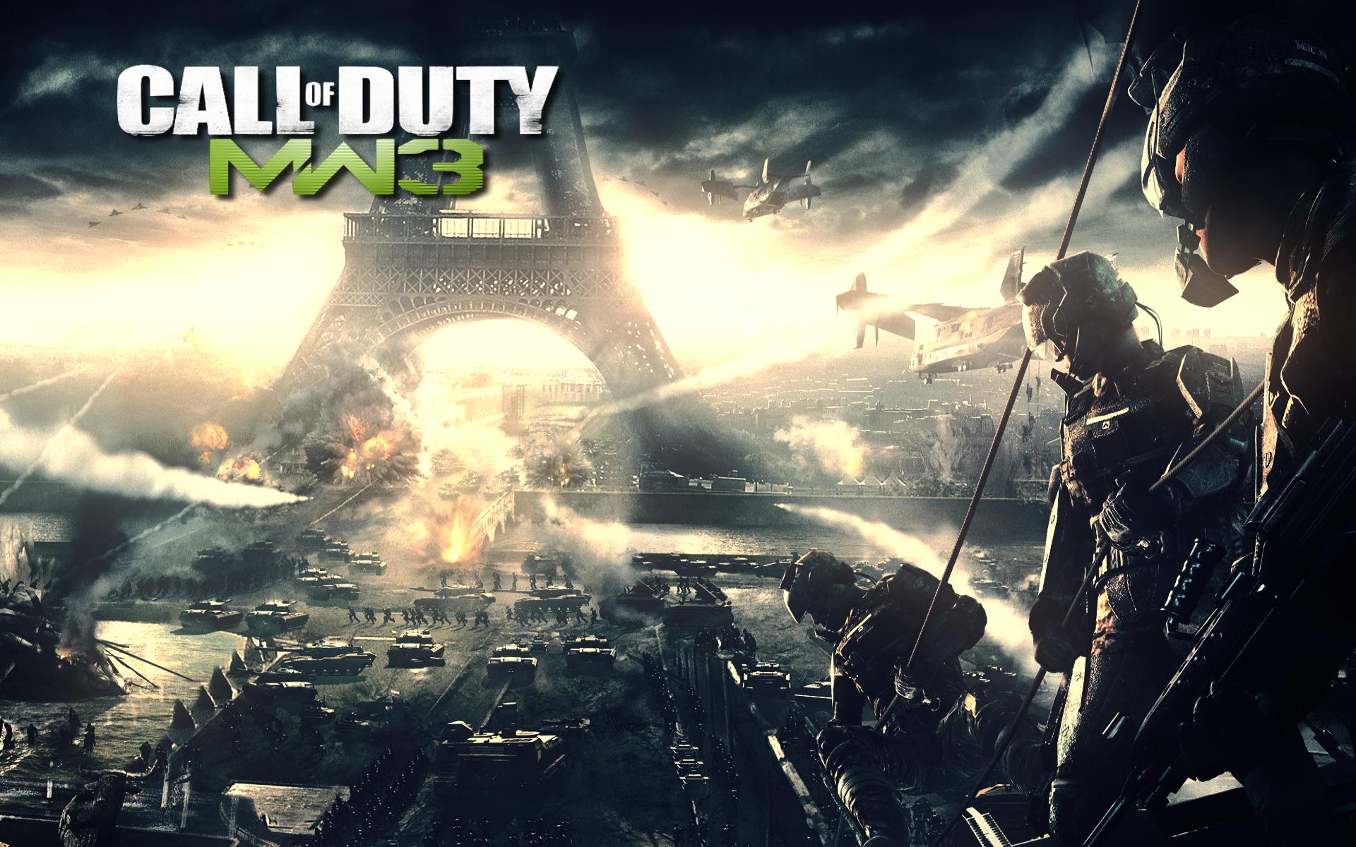 Modern Warfare 3 Paris By Generationk1ll On Deviantart