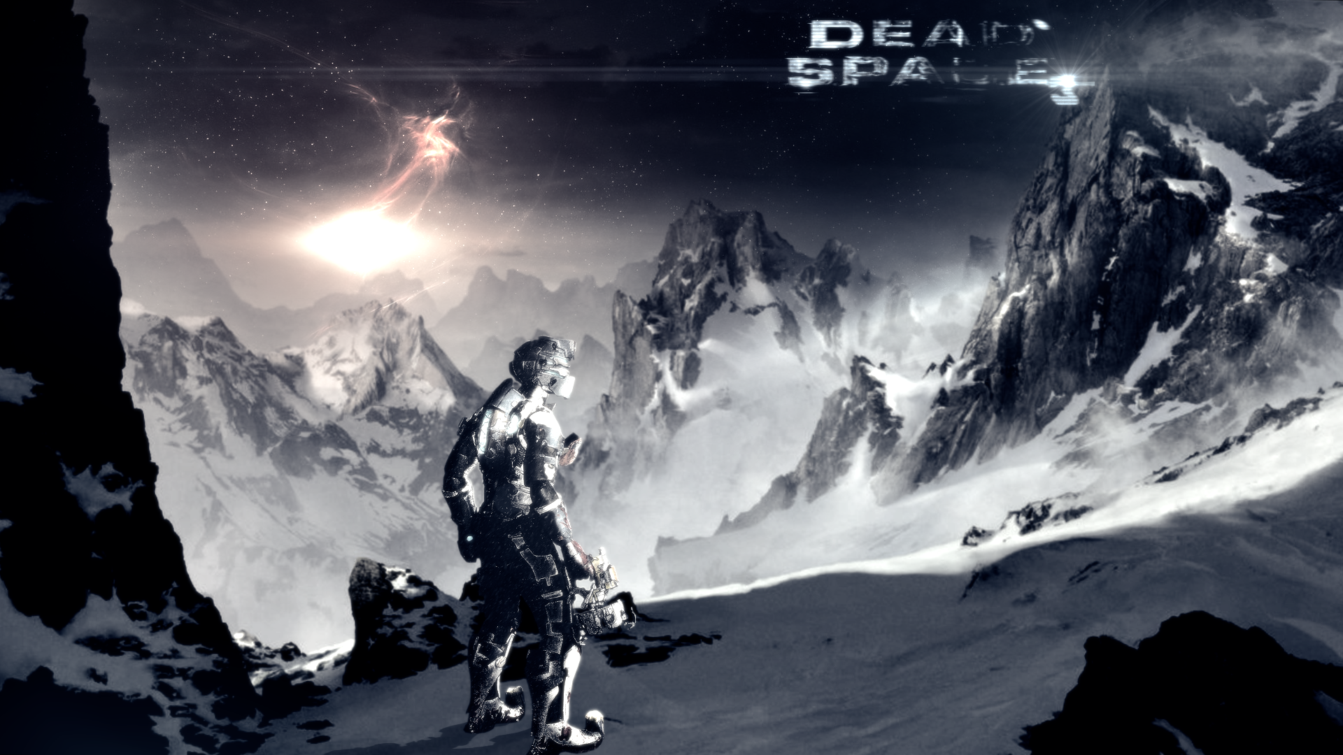 Urbanator 654 99 Dead Space 3 Mountains By GenerationK1LL