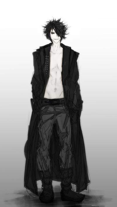 the coat by nimzea
