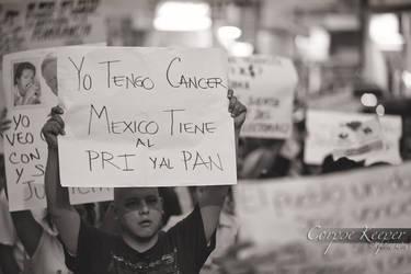 El Cancer de Mexico by MudosFonemas