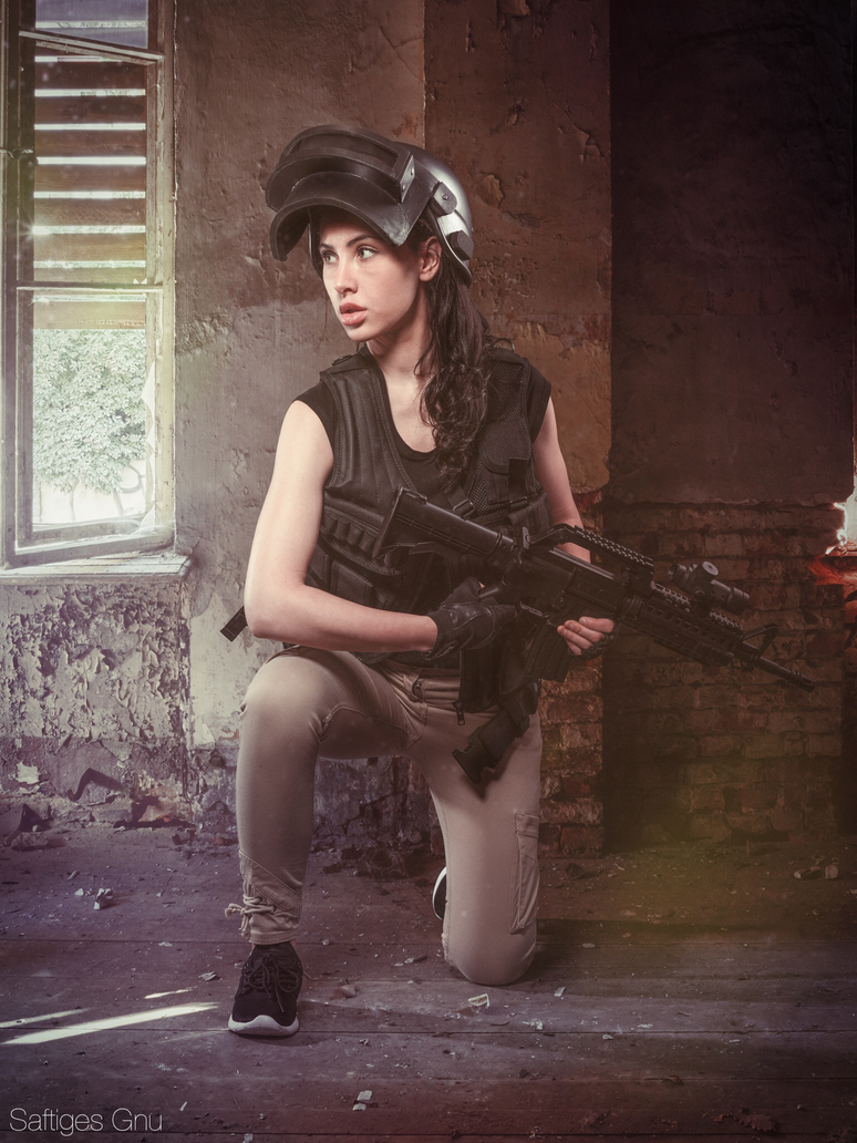 Playerunknowns Battlegrounds Cosplay Pubg Cosplay By Saftigesgnu