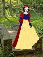 Snow White by mederu69