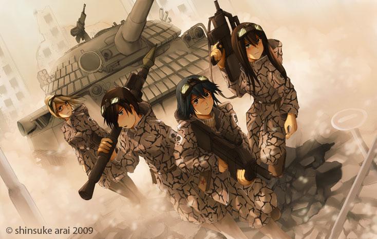 Battlefield_07 by dead-robot