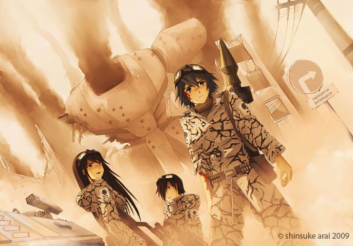 Battlefield_09 by dead-robot