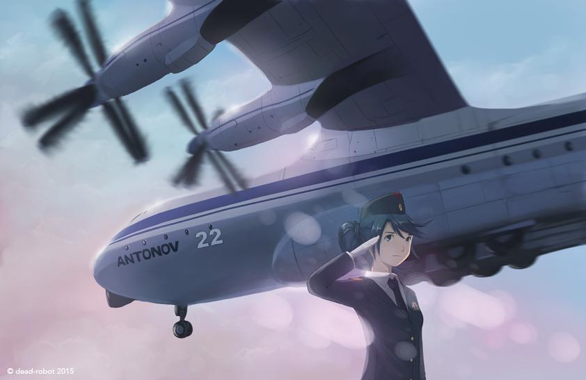 Last flight by dead-robot