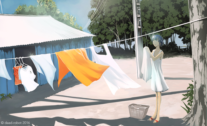 laundry by dead-robot