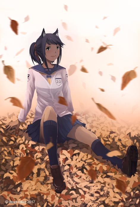 autumn by dead-robot