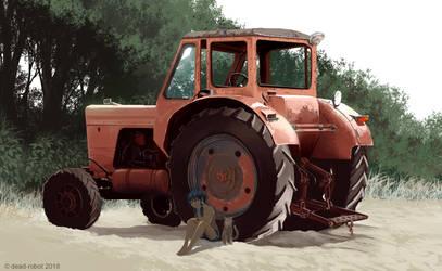 traktor by dead-robot