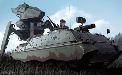 Jagdpanzer Jaguar