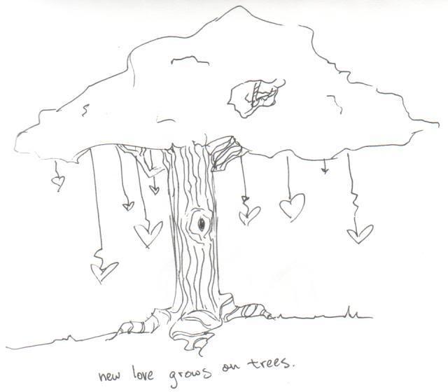 Pete Doherty - New Love Grows On Trees Lyrics | MetroLyrics