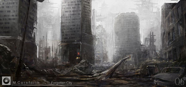 06 Forgotten City by MattCornforth
