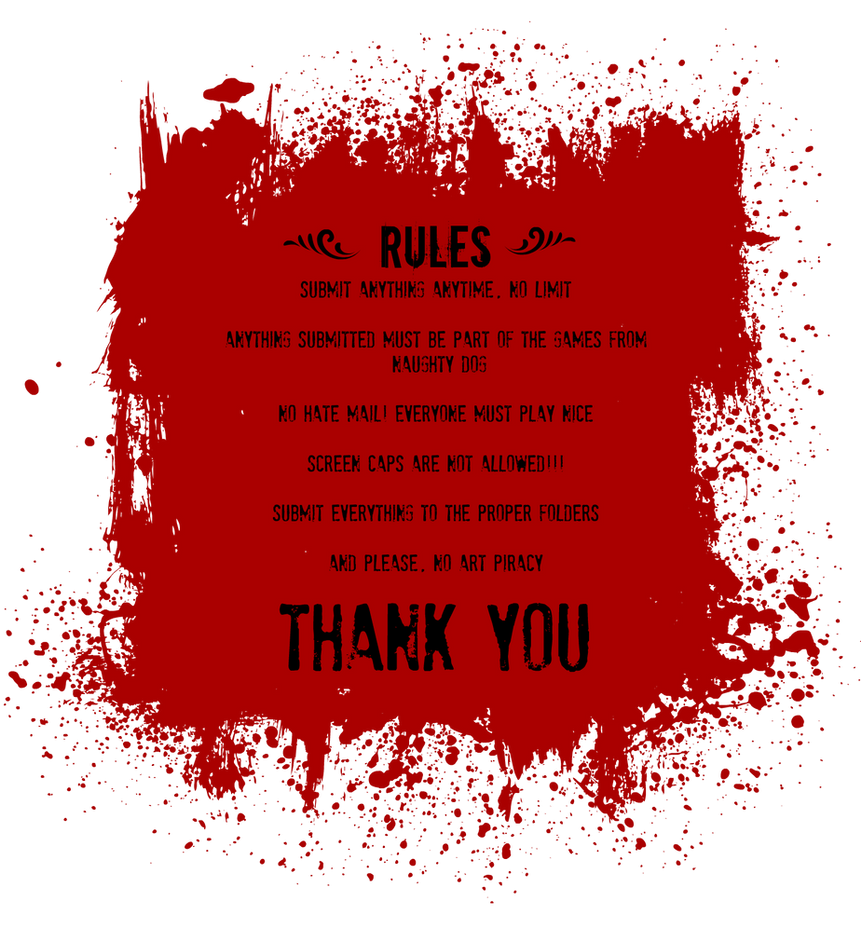 Naughty Dog Rules by Tickle-Your-Fancy