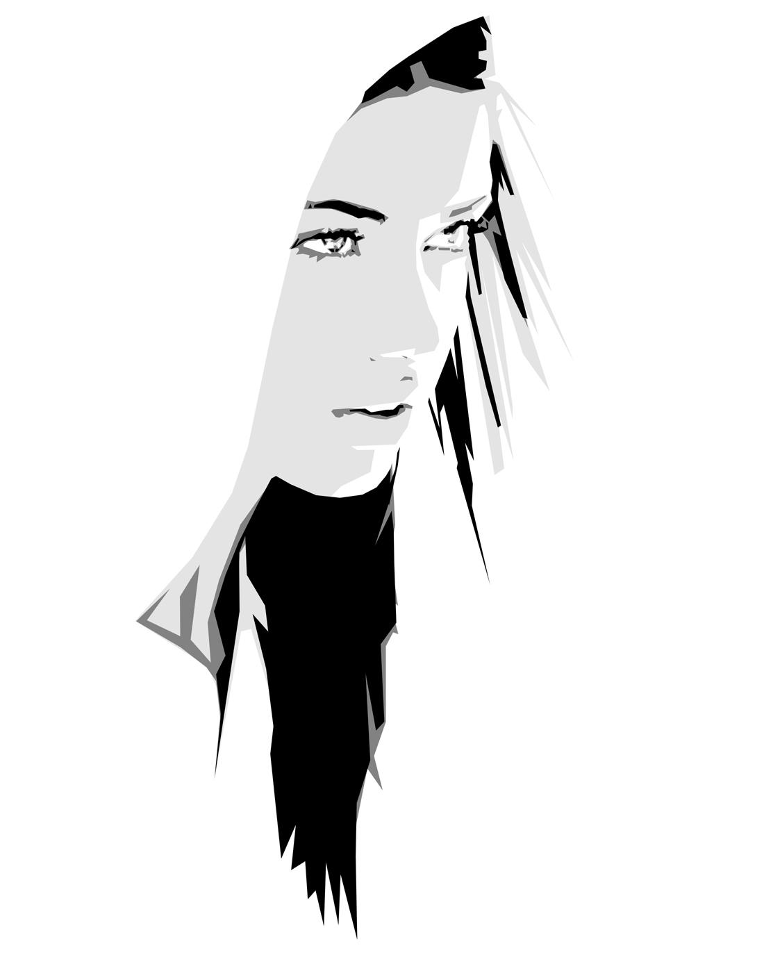 Adriana Lima - Ice by aaronu