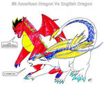 6 - American Dragon vs English