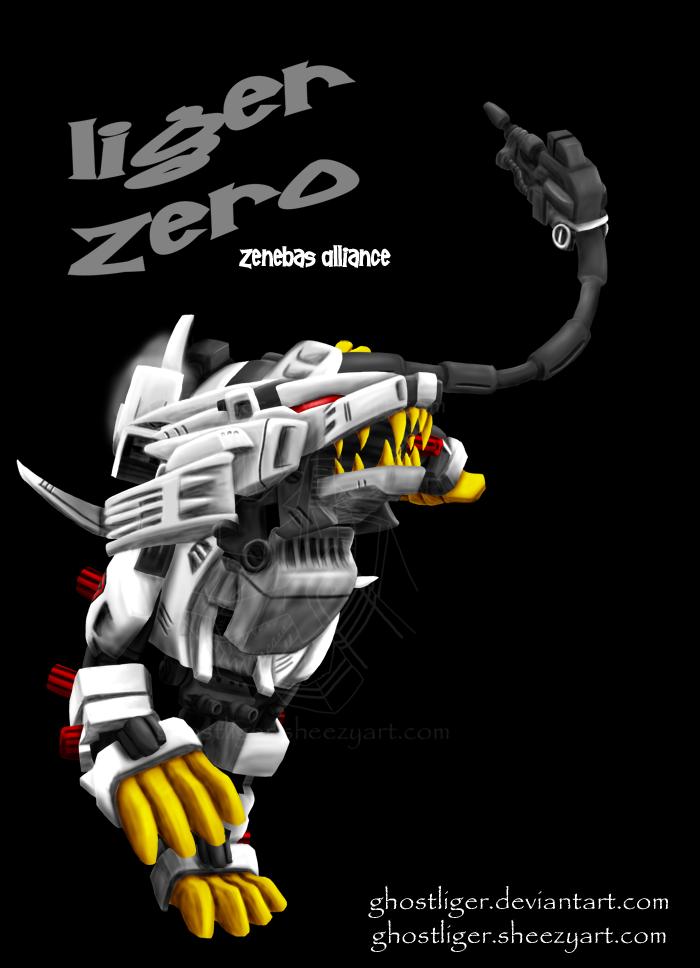 Liger Zero by GhostLiger
