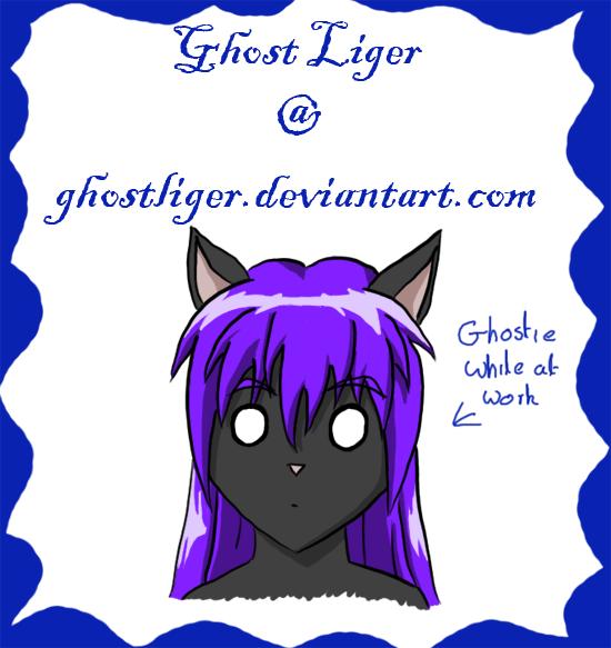 DeviantID: Work expression by GhostLiger