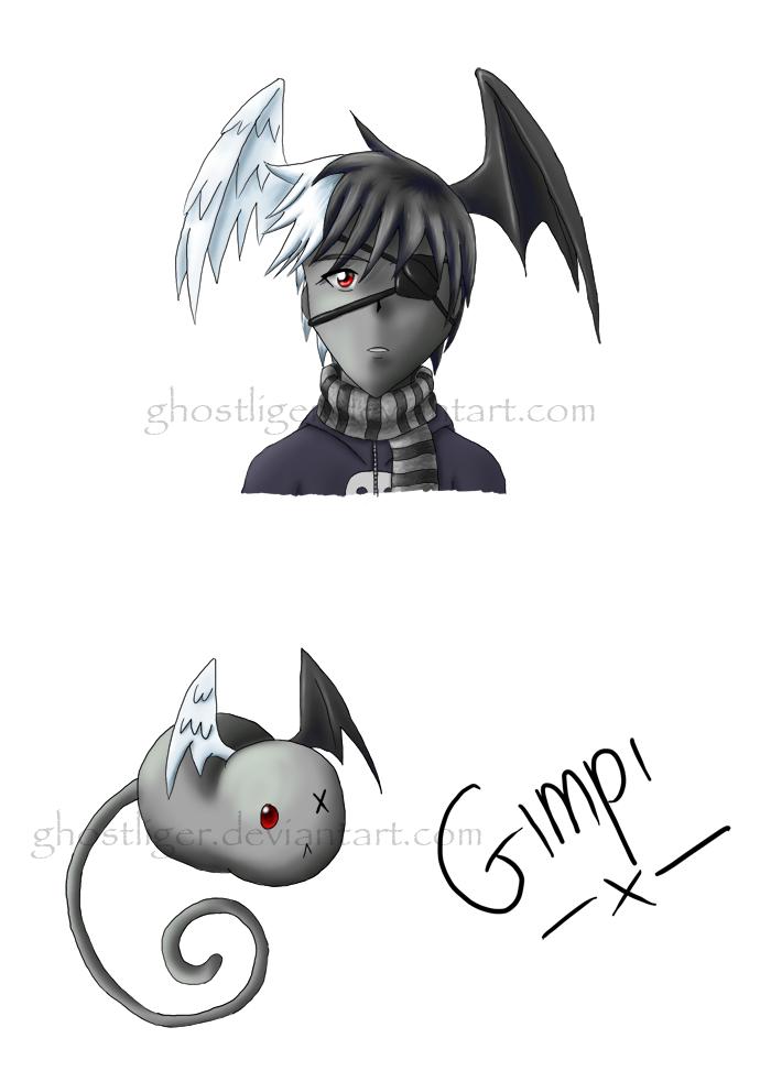 Gimpi by GhostLiger