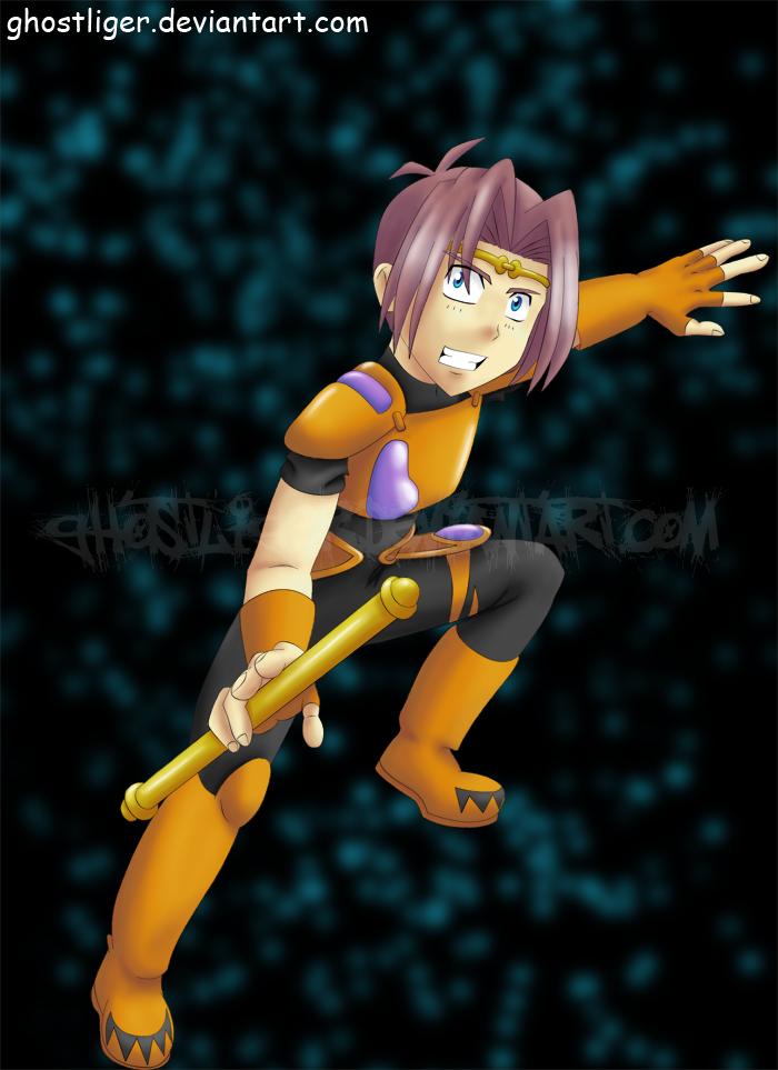 Mushra for the Shinzo guild by GhostLiger