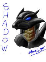 Tegaki Shadow by GhostLiger