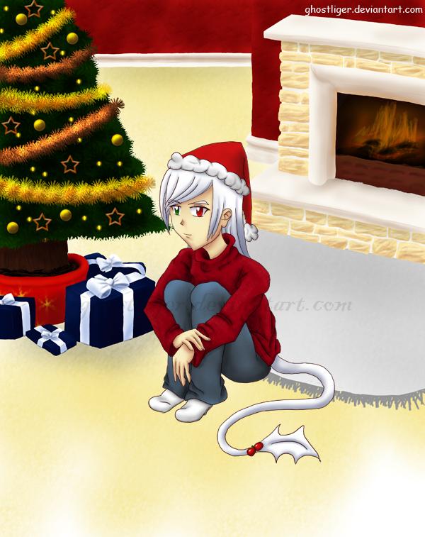 Merry Christmas 2k9 by GhostLiger