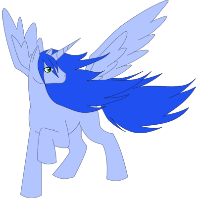 TC Pony for collab by GhostLiger