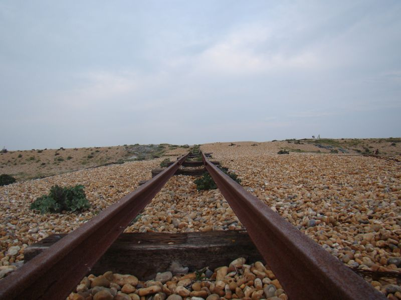 Dungeness 3 by GhostLiger