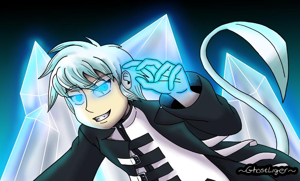 Ice Boy by GhostLiger