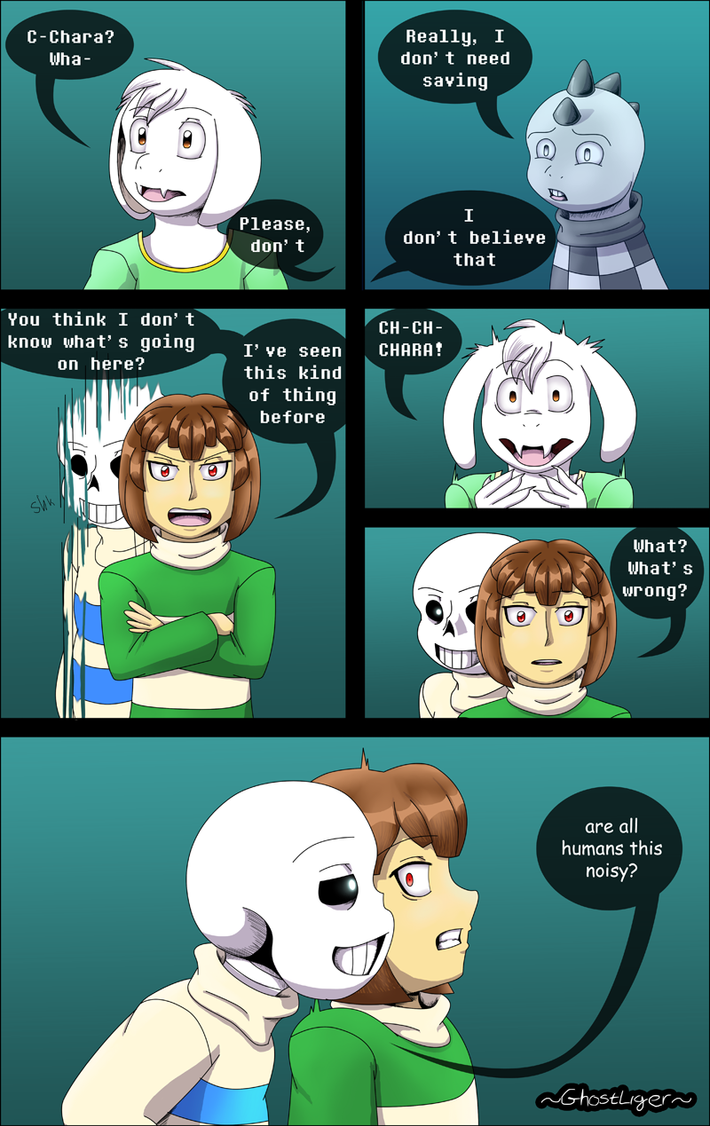 Curiousity Pg8 by GhostLiger