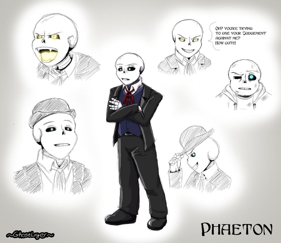 Revenantale OC: Phaeton by GhostLiger