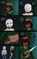 Curiousity Pg16 by GhostLiger