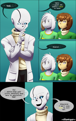 Curiousity Pg35 by GhostLiger