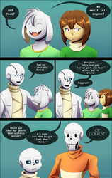 Curiousity Pg36 by GhostLiger