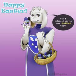 Happy Easter 2019! by GhostLiger