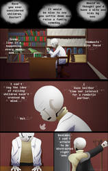 Growing Pains: Prologue pg1 by GhostLiger