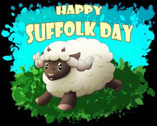 Happy Suffolk Day!