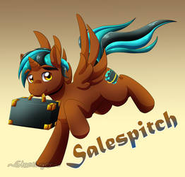 [Gift] Salespitch.