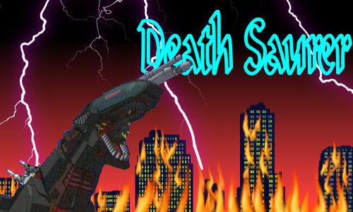 Death Saurer Signature by GhostLiger