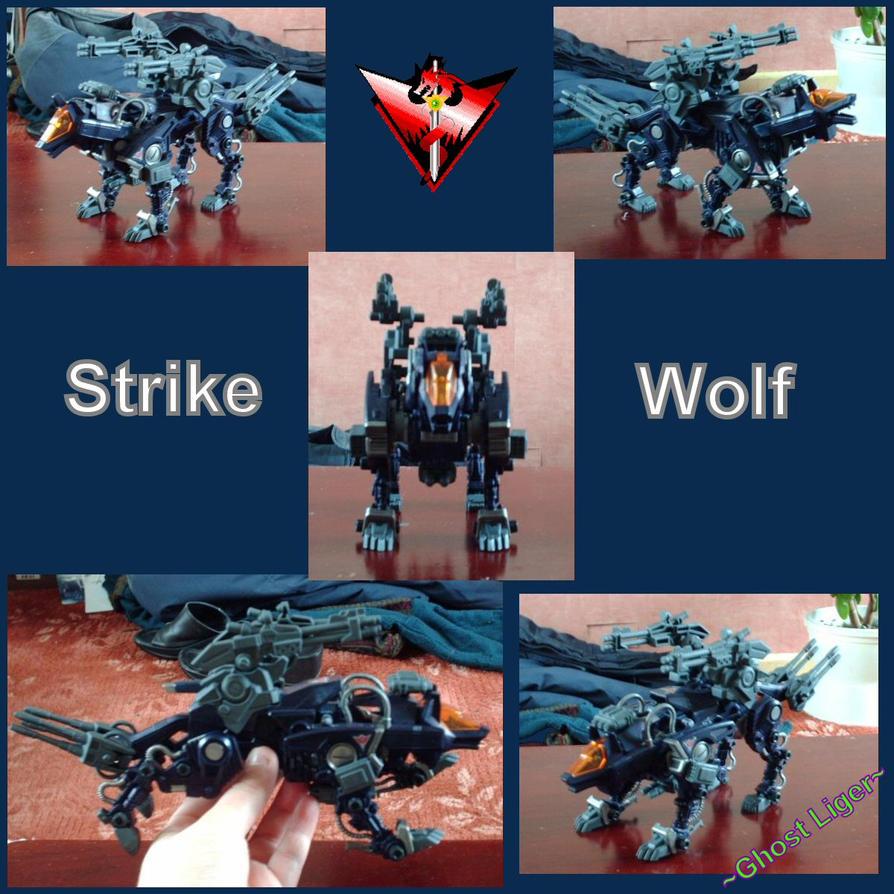 Strike Wolf by GhostLiger