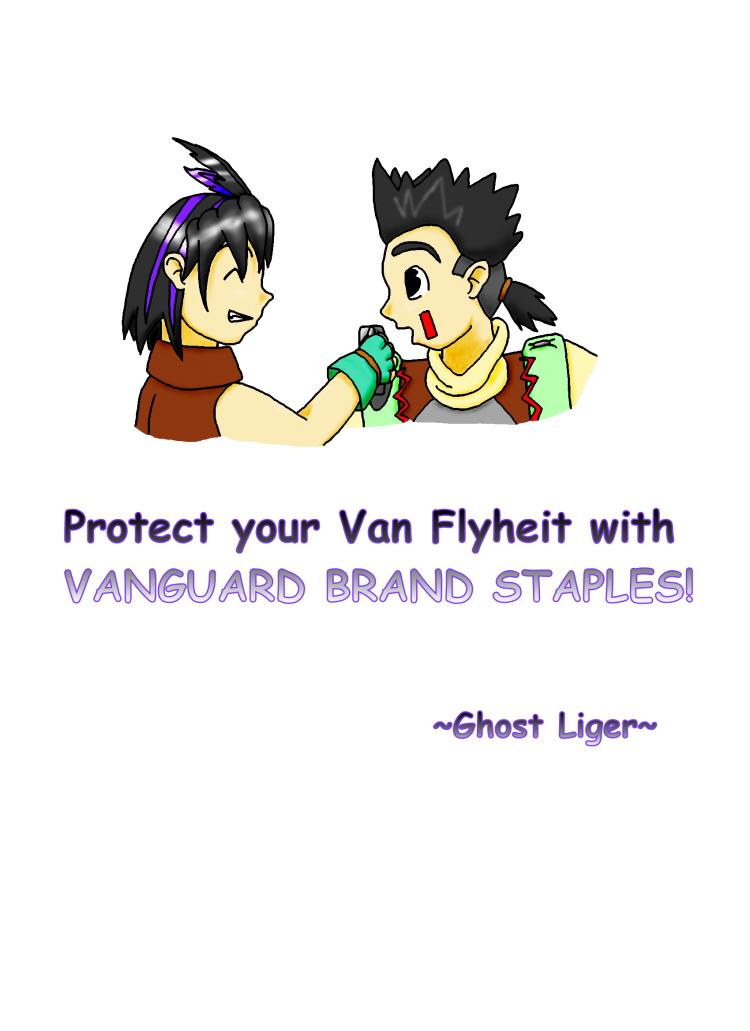 Van's defence mechanism by GhostLiger