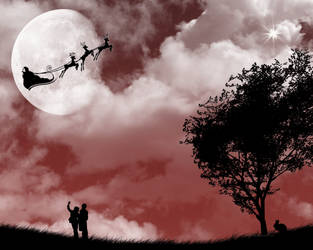 Santa by sabriena