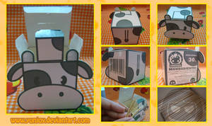 Cowpick - Packaging
