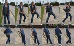 Brandon - Throwing Stuff