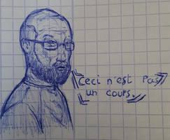 Mon prof d'image et argu (doodle)