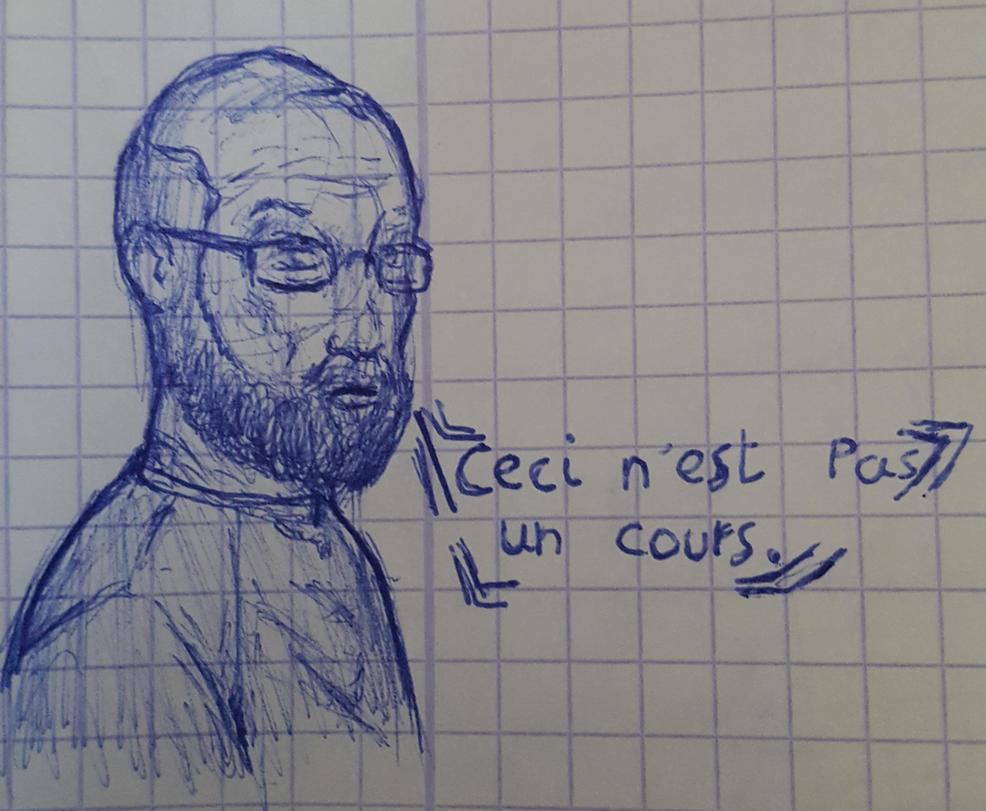 Mon prof d'image et argu (doodle) by khajiit4444